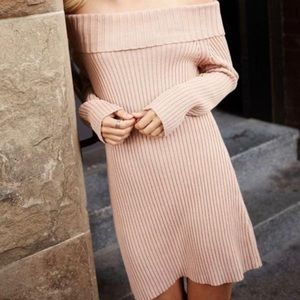 Somedays Lovin NWT Like a Melody sweater dress 🔥